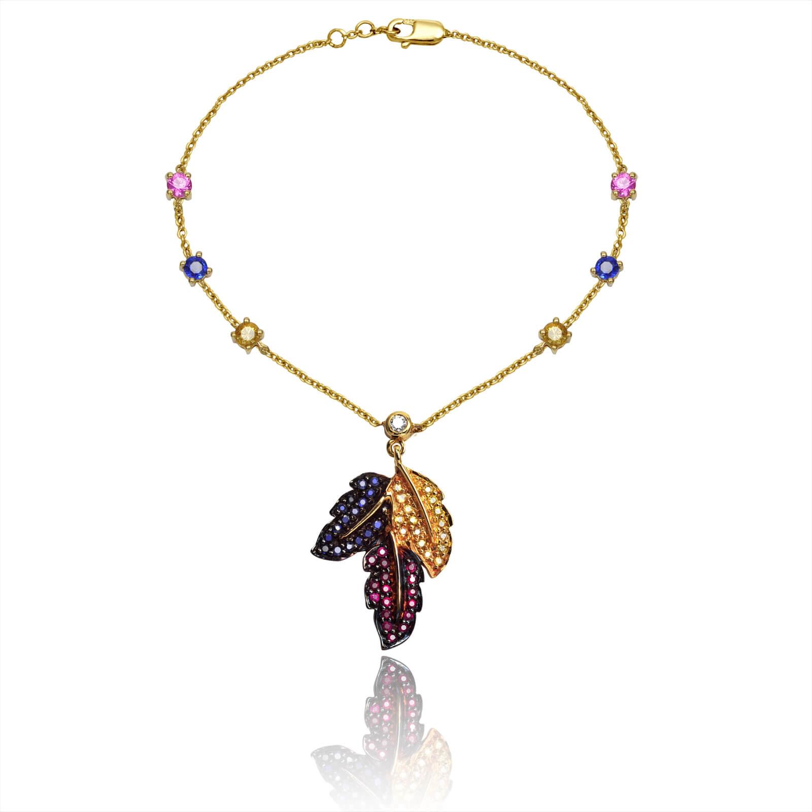 cbr0327cls-bracelet-feuilles-dautomne